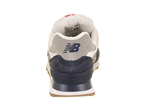 Uomo Stivali Blu Classici Equilibrio Ml574 Nuovi EwqaIZxw