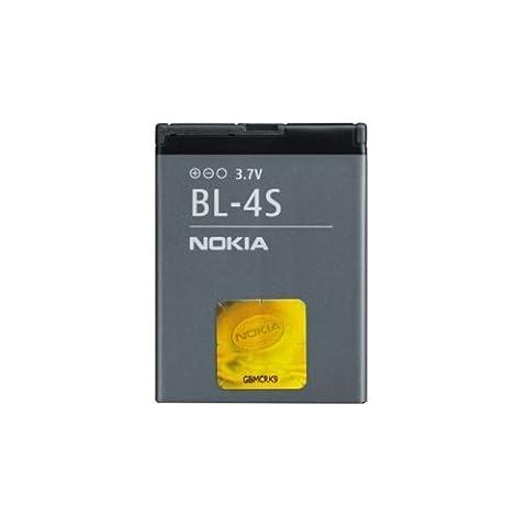 Nokia BL-4S Batterie Li-Ion pour Téléphone portable 860mAh