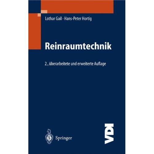 Reinraumtechnik (VDI-Buch) (German Edition)