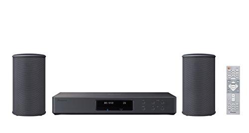 Pioneer FS-W40-B Wirless Music System für Musik und Heimkino-Streaming schwarz Wirless System