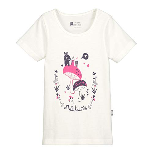 Tee shirt fille manches courtes Magic - Taille - 4/5 ans (104/110 cm)