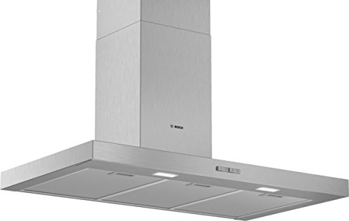 Bosch DWB96BC50 Dunstabzugshaube/Kaminhaube / 90 cm/Metallfettfilter