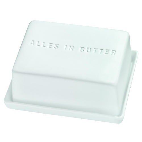 Beurrier butterbehälter» Tout en Beurre Table. Produit räder poesie et pour Le Petit déjeuner