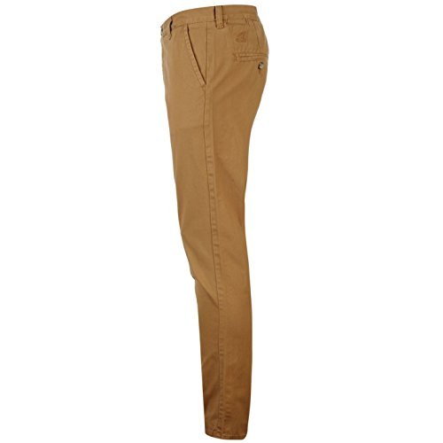 Kangol - Pantalon - Homme Marron