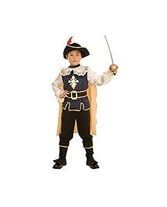 glooke selected-374161traje Italiano L para niño, Multicolor, 26782