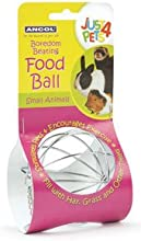 Ancol Just 4 Mascotas Alimentos Holder Ball Juguete