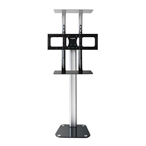 SUBBYE Vertikale TV-Halterung Display-Ständer Universal Free Punching Unsichtbare Verkabelung TV-Halterung Stehplatz Besprechungsraum LCD-Halterung Für 37-60 Zoll Plasma / LCD / LED-Bildschirm ( Farbe : Style 2 )