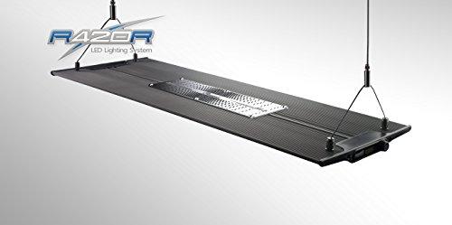 MAXSPECT R420r RAZOR 115W 7000K PLAFONIERA A LED ACQUARIO DOLCE VASCHE 73-123 CM