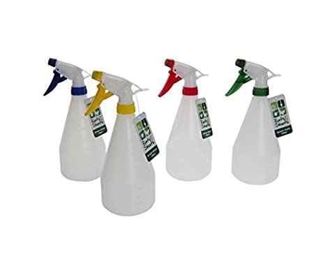 750ml Sprayer Bottle Trigger Plastic Spray Garden Chemical Pump Garage Salon.