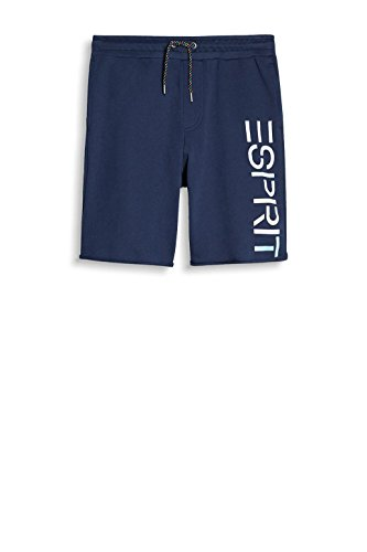 ESPRIT Herren Shorts Blau (Navy 400)