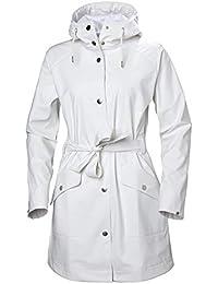 Helly Hansen Essential Abrigo Impermeable Jacket, Mujer