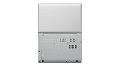 Lenovo IdeaPad 510- 15IKB 80SV001SIH 15.6-inch Laptop (Intel Core i5-7200U/8GB/1TB/Windows 10/4GB Graphics), Silver