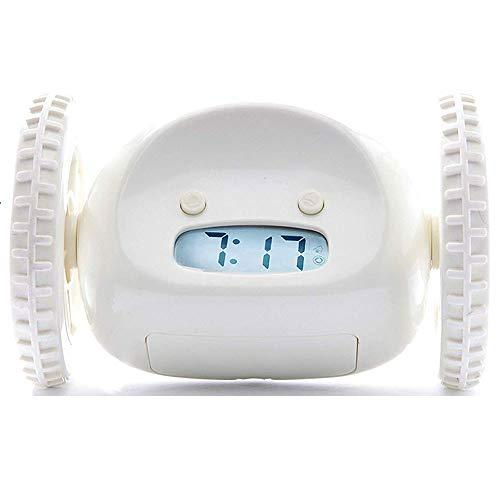 HW Reloj Despertador Original Las Ruedas for Adultos
