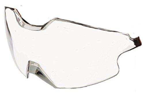 Cratoni 724017B5 Helmvisier, Weiß, 54-60 cm