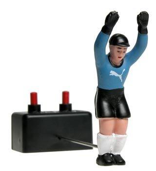 012055 - Tipp-Kick Torwart Toni, blau