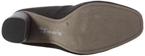 Tamaris 24406, Scarpe con Tacco Donna Nero (BLACK 001)