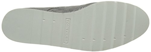 Tom Tailor 2790407, Derbys Femme Gris (grey)