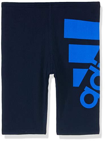adidas Jungen Infinitex+ Sol Long Length Boxer, Legend Ink/Blue, 140