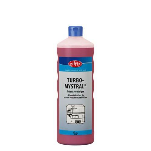 eilfix TURBO-MYSTRAL, 1 Liter - Intensivreiniger Spezialreiniger für LKW Planen, Caravan
