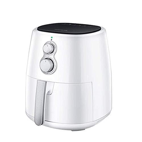 Friteuse Air domestique sans frites à faible teneur en matière grasse Machine 3.5 Fonctionnement avec un bouton-poussoir grancapacité Opération dans un four électrique Cuisson saine et délicieuse