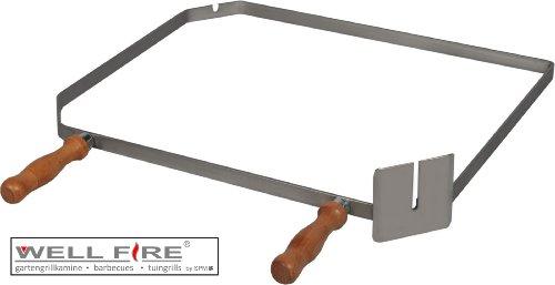 Grillspießhalter DIAGONAL 53x38cm / Wellfire