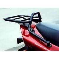 Renntec Rack transporteur pour Suzuki GSF600 S-X original Bandit avec barre d'appui/Suzuki GSF1200 St-Sy-Noir