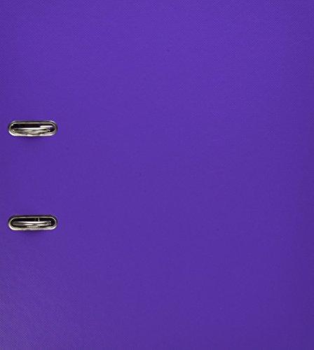 esselte-classeur-a-levier-pour-larchivage-couverture-plastique-a4-dos-80cm-violet-chromos-plus-23011
