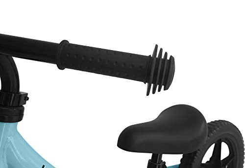 Banana Bike LT – Bicicletta da Equilibro, Bici Senza Pedali Leggera per Bambini – 2, 3 e 4 Anni (Blu) - 5
