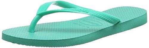 Havaianas Slim 4000030, Infradito Donna Verde (Mint Green 9460)