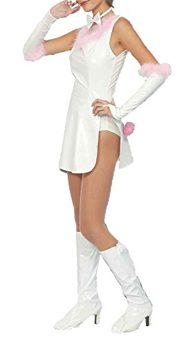 Islander Fashions Frauen Sexy Virgin Bunny Kost�m Damen -