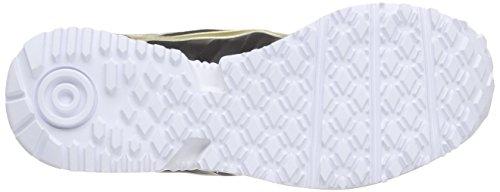 adidas Originals Racer Lite, Baskets Basses Femme Noir - Schwarz (Core Black/Gold Met./Ftwr White)