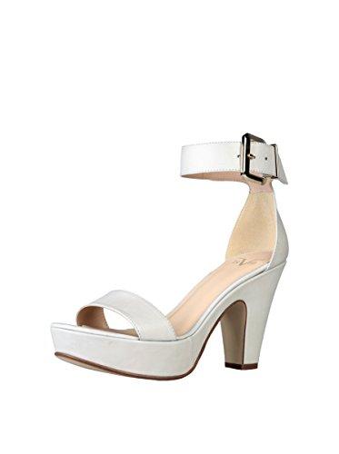 sandali scarpe V 1969 AURORE_POLVERE Bianco Blanc