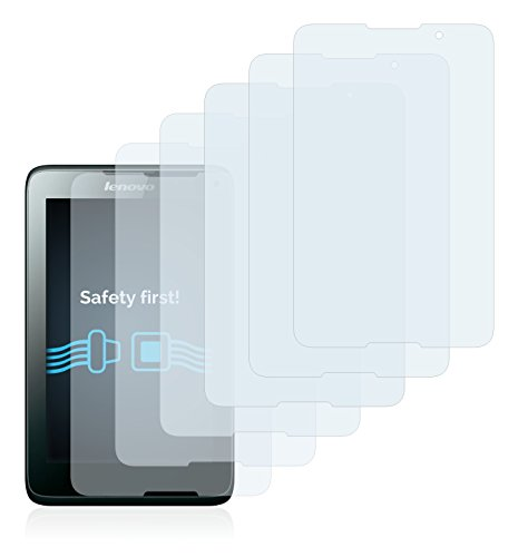 Savvies SU75 UltraClear Tab A7-50 6 6Stück(e)
