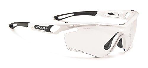 Rudy Project Tralyx Glasses White Gloss/ImpactX Photochromic 2 Black 2018 Fahrradbrille White Station