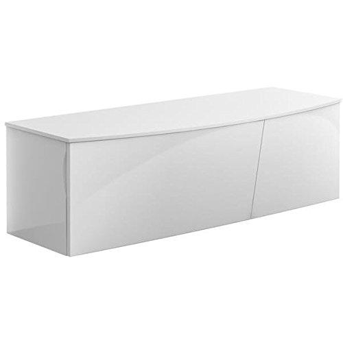 Villeroy + Boch Kommode Aveo new generation A849E2 1316x400x510 Glossy White Lack, A849E2GF (White Glossy Lack)