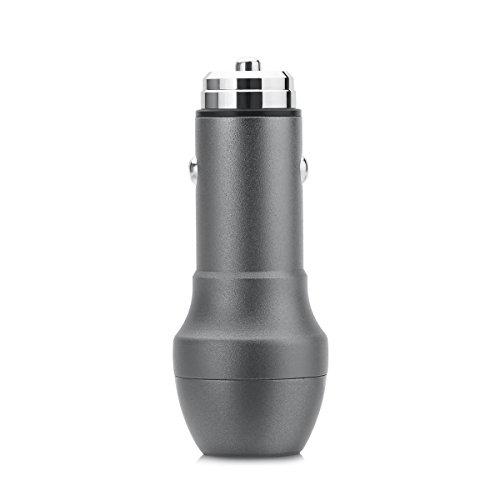 Genießen Sie Gesunde (Auto Luftreiniger, afunso tragbar Auto-Lufterfrischer, Zigarettenrauch Geruch Geruch Eliminator–entfernen Staub, Haze und PM 2,5feine Partikel, genießen Sie eine erfrischende Atem–-- silber)