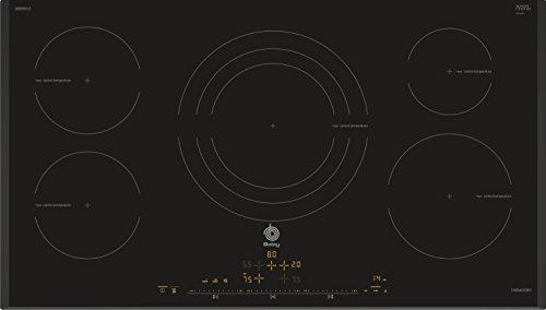 Balay 3EB997LT Integrado Con - Placa (Integrado, Con placa de inducción, Negro, 1400 W, 15 cm, 1800...