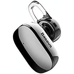 M1 Baseus Mini Oreillette Bluetooth Mains Libres Sans Fil Oreillette Bluetooth Casque Avec Microphone 4.1 Oreille Suspendus Écouteurs Casques (Couleur : Noir)