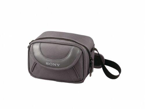 Sony LCS-X10/H universelle Kameratasche X-Serie für Handycam und Cyber-Shot Modelle (small) grau Sony Cyber-shot H-serie