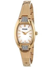 0825cc2909d7 Amazon.es  reloj pulsar mujer - Dorado  Relojes