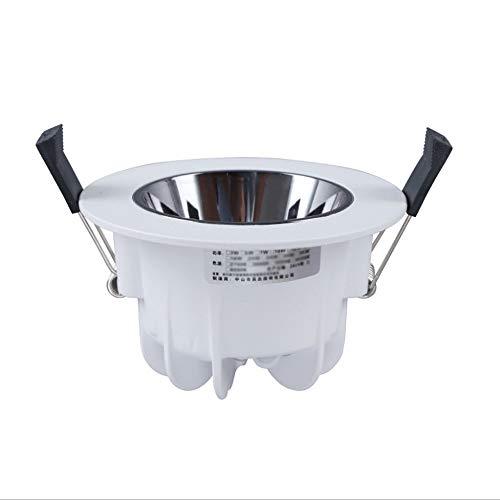 Wlnnes 18W 30W 40W LED empotrable Antirreflejos Downlight Alto color CRI 93...