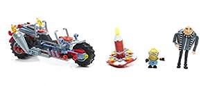 Mega Bloks-FDX82 Minions Dora la Exploradora GRU Mi Villano Favorito 3, Multicolor, (Mattel FDX82) , Modelos/colores Surtidos, 1 Unidad