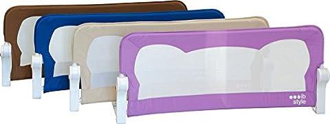 Barrière de lit FINN  4 tailles   4 couleurs  