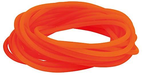 Fox Matrix Slik Hybrid Elastic 3m - Gummizug zum Karpfenangeln mit der Kopfrute, Gummi für Stipprute zum Angeln auf Karpfen, Größe:Gr. 20-22 (2.6mm) - Fox Hybrid