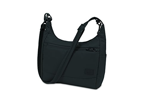PacSafe Citysafe CS100 anti-theft travel handbag Bolso bandolera, 30 cm, 5...