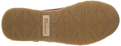 El Naturalista Walky Damen Sneakers Mehrfarbig (MAGENTA MIXED)