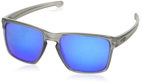 Oakley Herren Sliver Xl 934118 Sonnenbrille, Grau (Gris), 56