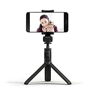 Xiaomi Selfie Tripod Sticker – Bluetooth 3.0 – Aluminium – Funny Black