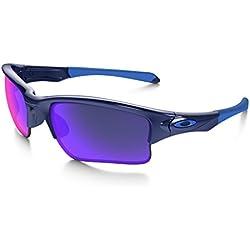Oakley Quarter Jacket Gafas de Sol, Hombre, Blue, 61