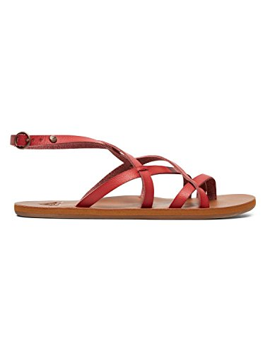 Roxy Sandali Donna Rouge - Red